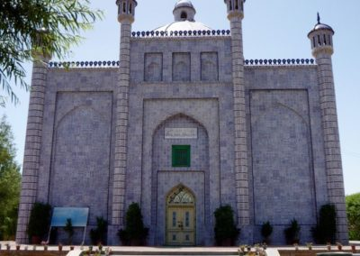The Tomb of Xinjiang's First Islamic Ruler